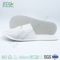 Biodegradable Plastic Sachet mens sandals is hotel slipper