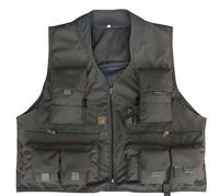Polyester Professional Fly Fishing Vest for Outdoor Activities Hunting Climbing Breathable Jackets