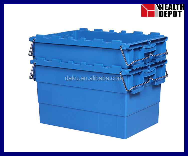 Cheap Plastic Storage Bins with Bars