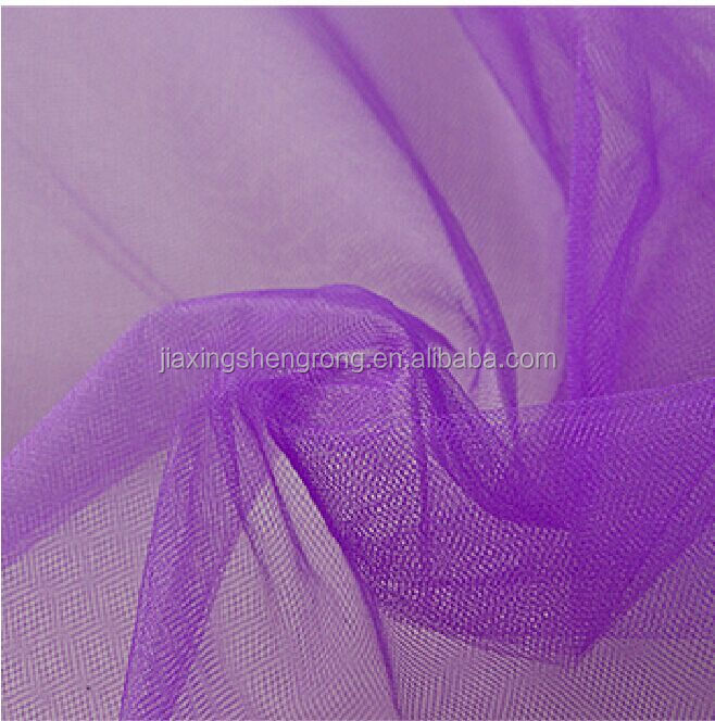 100% nylon soft tulle fabric/wholesale nylon tulle/tulle spool for tutu