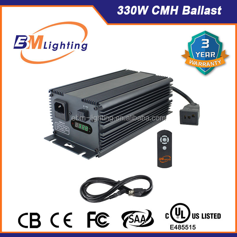 energy saving >25% hydroponic grow light electronic ballast with UL approved