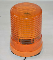 tractors rotating led warning light/magnetic emergency warning/ flashing light