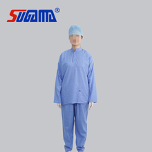 Hospital sterile disposable surgical gown