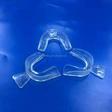 free samples dental supplies thermoforming teeth whitening mouth trays