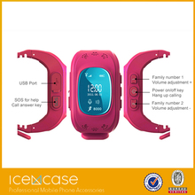 Waterproof GPS Watch Kids led Watches GPS Personal/Mini Tracker real time GPS Watch for kids