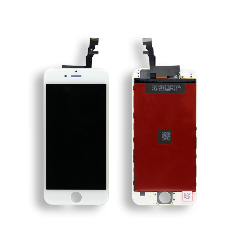 parts smartphone sensitive touch lcd for mobile, lcd touch screen replacement with digitizer for iphone 6