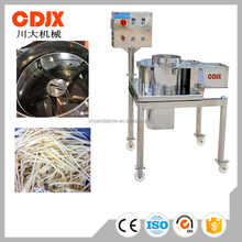 Great quality hot sales electric vegetable root cutter machine