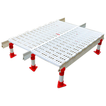 plastic chicken floor for broiler poultry farming used poultry equipment