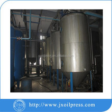 Soybean cake solvent extraction plant/refined soybean oil machinery manufacturer
