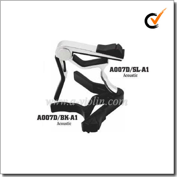 Polishing Acoustic Guitar Capo/Professional Guitar Accessories Capo (A007D-SL-A1)