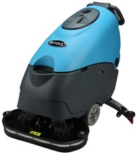 Mendel MB70 Battery Powered Commercial Floor Concrete Scrubber Cleaning Machine