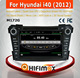 HIFIMAX Android 4.4.4 car radio dvd gps navigation system for Hyundai I40 (2012) WITH Capacitive screen+HD1024*600 Resolution
