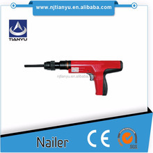 Powder-Actuated Insulation Nailer