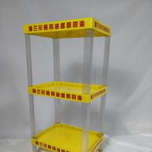 Solid structure alibaba china High Quality shopping mall display stand