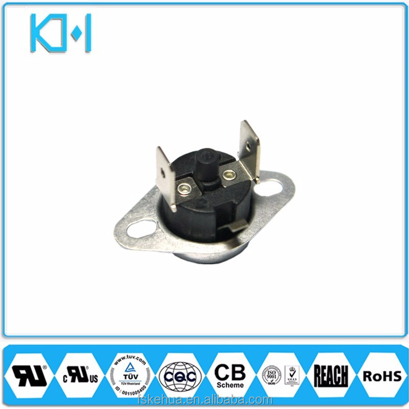 KSD301R Temperature Switch Thermostat 90 Degree Thermal Switch Wholesale
