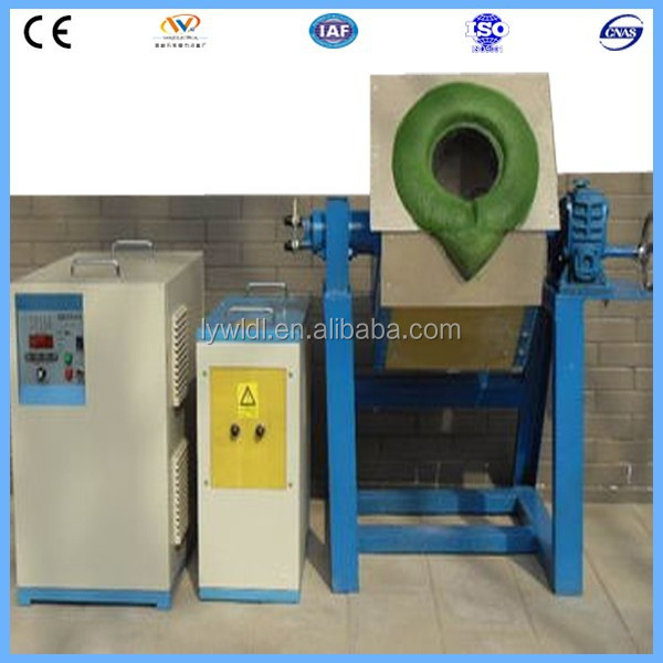 New product electric furnace and mini gold melting furnace industry with CE