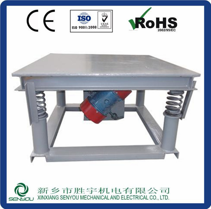 hot sell exciting force vibration testing table