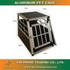 Aluminum Dog Crate Cage Travel Car Carries 54 x 69 x 50 cm