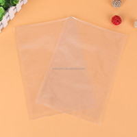 2016 Food vacuum packaging bags / poly heat seal clear pouch