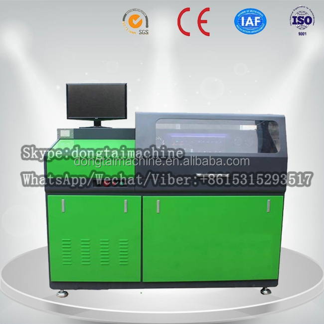 CRS708 common rail system test bench/piezo injector tester