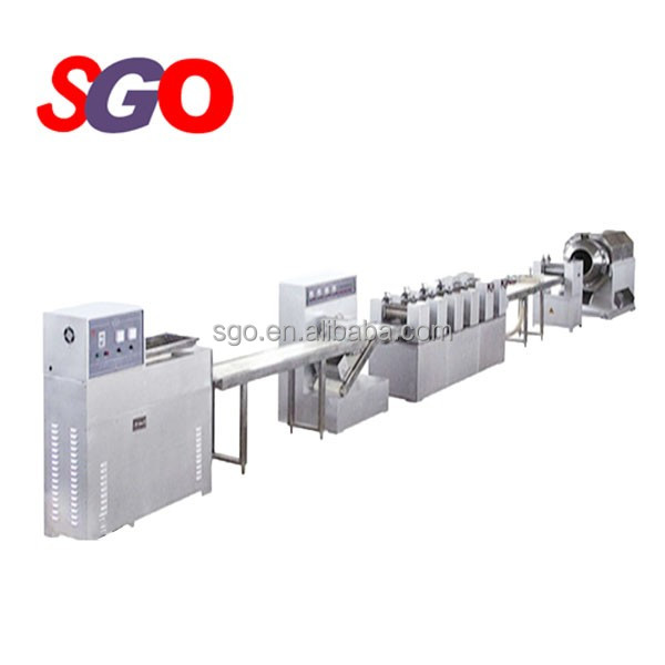 Chewing gum manufacturing machine chewing gum machine for sale