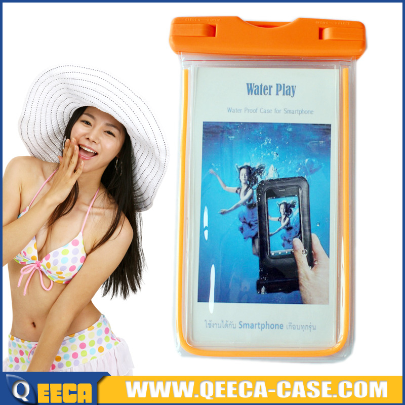Factory supply hard plastic waterproof phone case for lg optimus