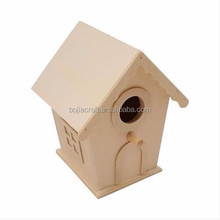 wholesale FSC wild garden wooden pet bird cages carriers home house
