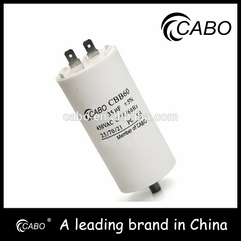 factory directly water pump cbb60 sh motor run capacitor