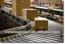 Express carrier to germany to door provide warehouse