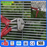 358 coated high security wire fencing