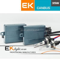 EK ASIC Canbus Smart Xenon Kit Hot Selling 12V 55W HID replacement of 400w hid
