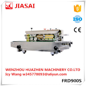 FRD900S good price and quality band sealer use for factory made in china