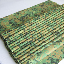 Military Printed Troops Cotton Camouflage Fabric For American Marines