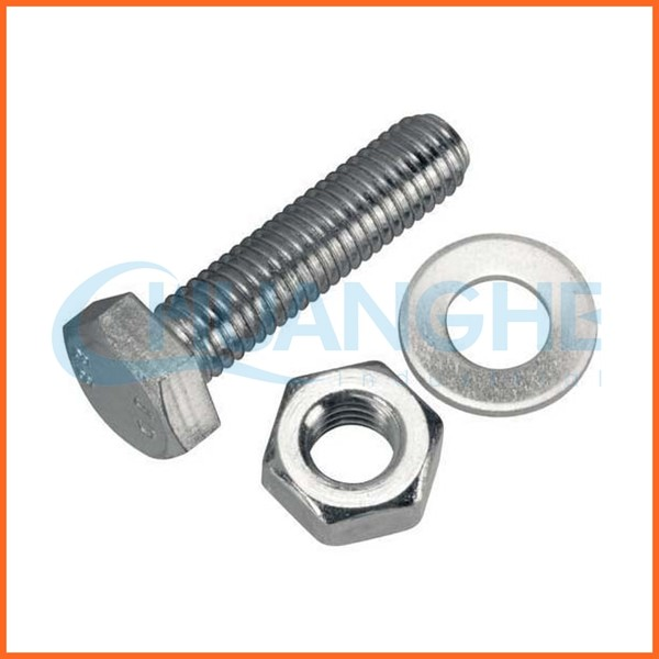 Chuanghe hot sale titanium chainring bolt and nut