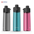 Smart water bottle detect hydration connect to smart phone via bluetooth with app support IOS & Android