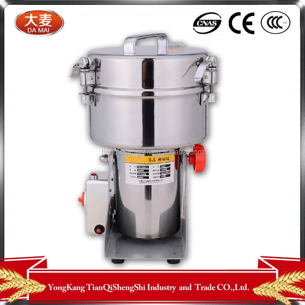 clinic, hospital, pharmacy and institute laboratory use grinding machine TQ-2000Y Grinding Equipment
