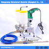 for waterproof project SL-600 with Hitachi Drill dual element grout machine