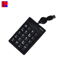 Cheap custom silicone numeric keypad