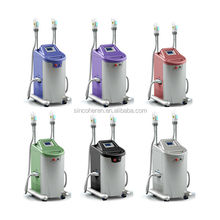 IPL laser hair removal IPL skin rejuvenation treatment beauty equipment with Sincoheren FDA approved best selling machine