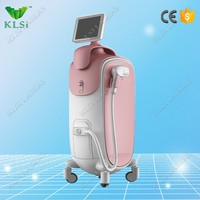 Nine Language 808nm diode laser body hair removal use for medical clinic (S808 +)