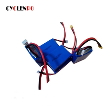11.1V 2600mAh 25C Lithium Polymer RC Battery Packs for aircraft or boat