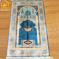 260Lines For prayer rugs persian handmade muslim islamic prayer rug