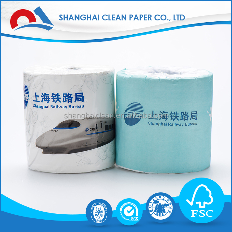 Natural Chinese Company Colored Toilet Paper
