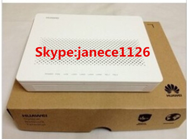 100% original new Huawei Hg8245A HG8346M HG8546M Gpon WiFi Ont onu 2POTS+4FE+1USB+WiFi modem with English software