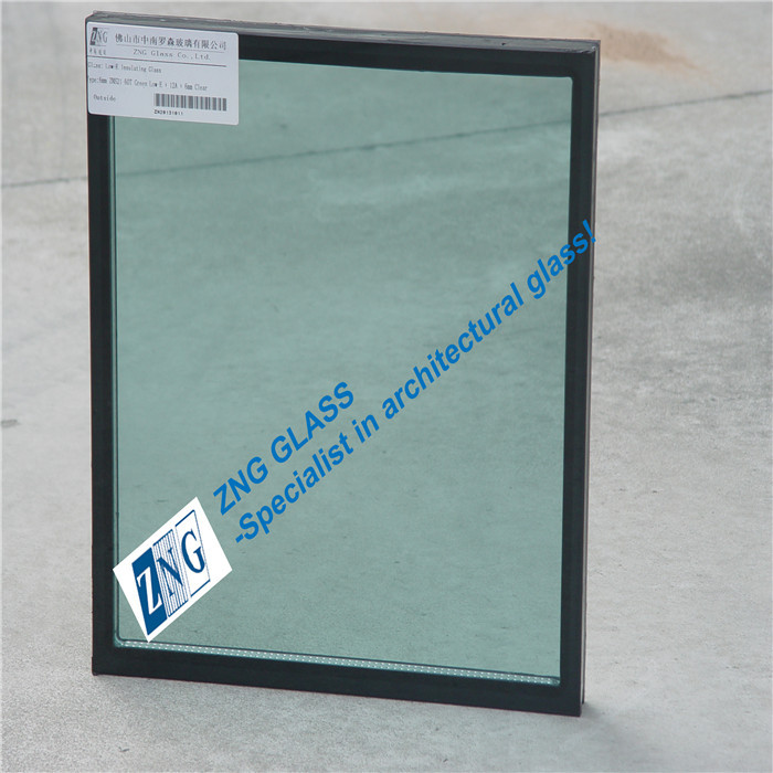 039 Heat mirror Insulating glass for various top grade buildings with good quality