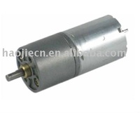25mm SPUR 25ZYT GEAR HEAD PM DC Motor