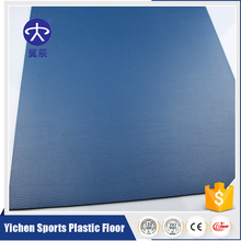 portable synthetic basketball court flooring,tenis floor mat, best price for vinyl badminton court floor