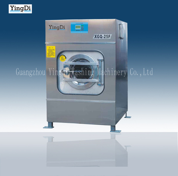 Guangzhou YingDi commercial laundry industrial washing machine,washing equipmrnt with warranty