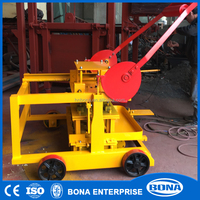 building block brick making machine suppliers in south africa