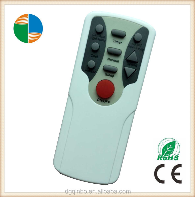 Suoer Low Price Smart Fan Remote Control Universal Remote Control Intelligent Fan Remote Control